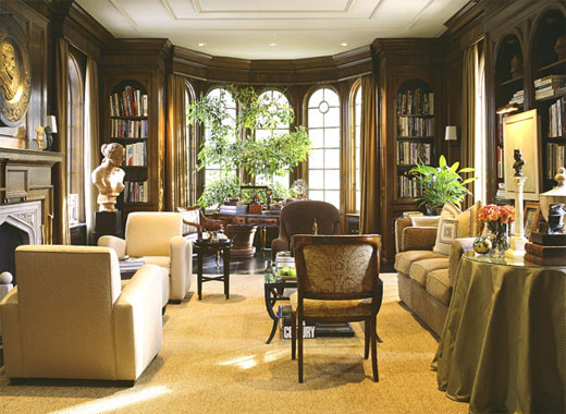 Best-Victorian-Family-Room-for-2012-Trendy