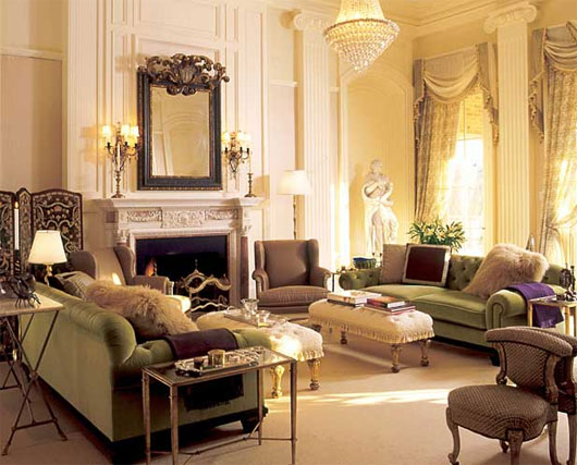 Elegant-Victorian-living-room-interior