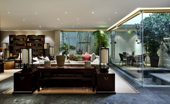 Parsons Interiors Asian Flare