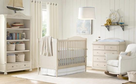Cream-white-baby-blue-nursery