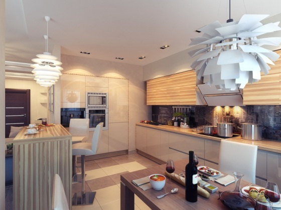 Kitchen-with-Ambient-Lighting